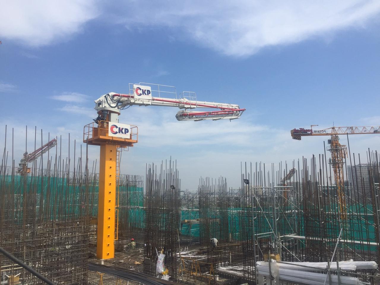 CKP không ngừng vươn xa – CKP Chi nhánh Sài Gòn